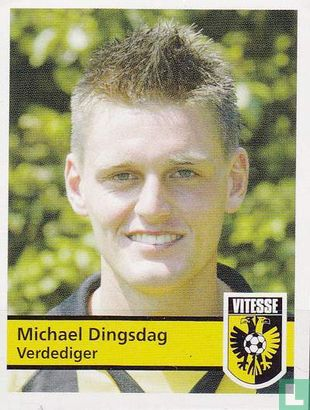 Eredivisie - Vitesse: Michael Dingsdag