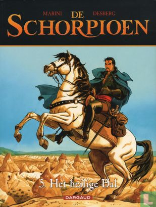 Scorpion, The - Het heilige dal