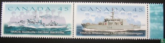 Canada [CAN] - 75 jaar Marine