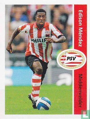 Eredivisie - PSV: Edison Méndez