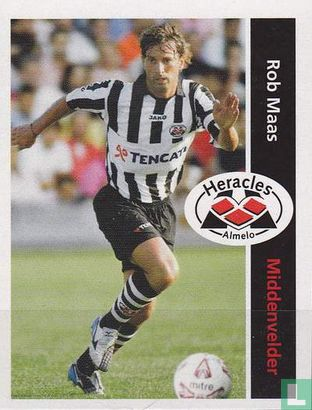 Eredivisie - Heracles: Rob Maas