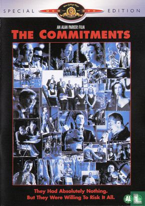 DVD - The Commitments