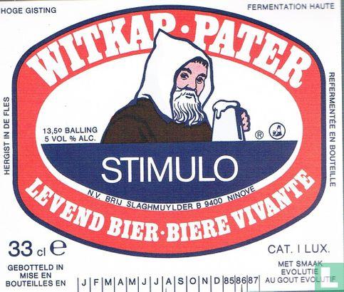 Slaghmuylder, Ninove - Witkap Pater Stimulo