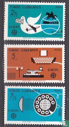 Turquie - Europe – Histoire postale