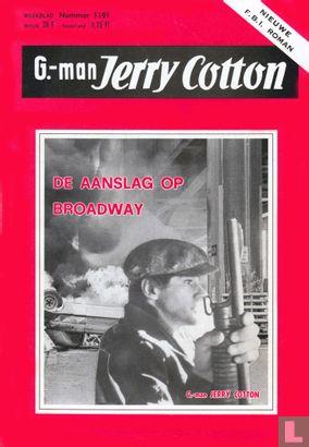 G-man Jerry Cotton 1191