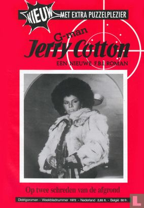 G-man Jerry Cotton 1972