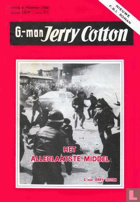 G-man Jerry Cotton 1245