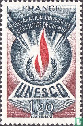 France [FRA] - Human Rights declaration