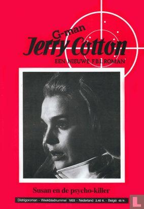 G-man Jerry Cotton 1833