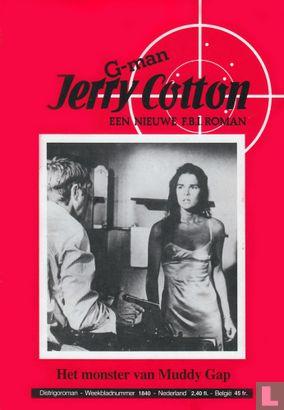 G-man Jerry Cotton 1840