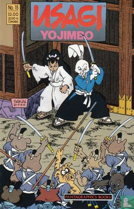 Usagi Yojimbo - Usagi Yojimbo 15