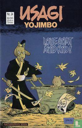 Usagi Yojimbo - Usagi Yojimbo 24