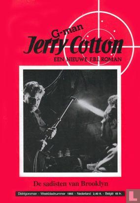 G-man Jerry Cotton 1865