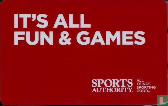 Sports Authority - Bild 1