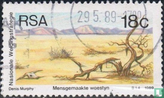Zuid-Afrika - Herstel van grasland