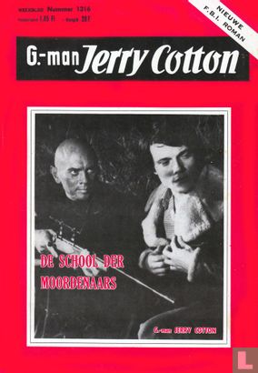 G-man Jerry Cotton 1316