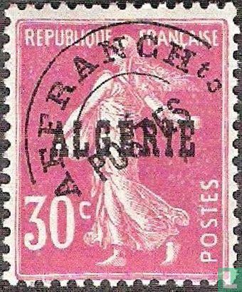 Algerije - Zaaister