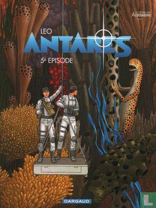 Mondes d'Aldébaran, Les - 5e episode
