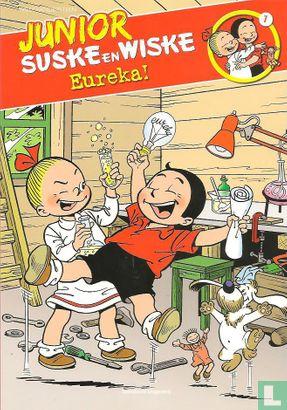 Les Juniors Bob et Bobette (Petits Bob et Bobette) - Eureka!