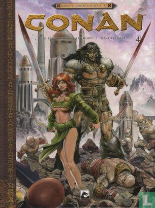 Conan - De god in de schaal