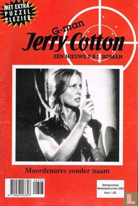 G-man Jerry Cotton 2393