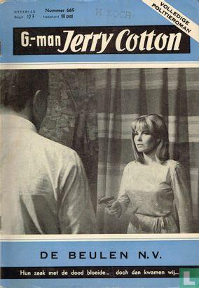 G-man Jerry Cotton 669