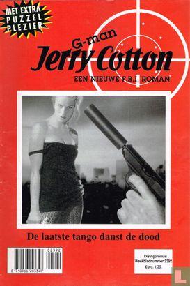 G-man Jerry Cotton 2392