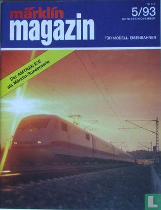 Märklin Magazin 5 93 - Image 1