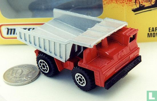 Matchbox Int'l Ltd. (Matchbox Toys Ltd.) - Faun Dump Truck