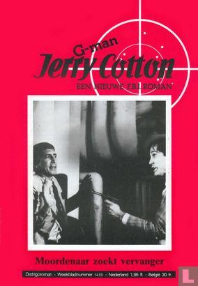 G-man Jerry Cotton 1419