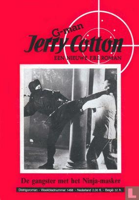 G-man Jerry Cotton 1468