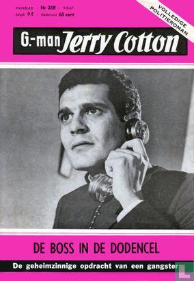 G-man Jerry Cotton 358