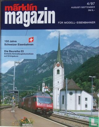 Märklin Magazin 4 - Image 1