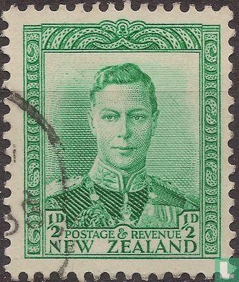 Neuseeland - König Georg VI.