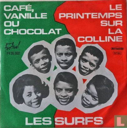 Café, vanille ou chocolat - Bild 1