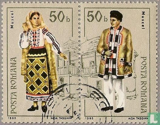 Romania [ROU] - Costumes