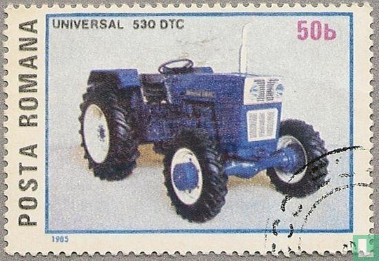 Romania [ROU] - Romanian Tractors