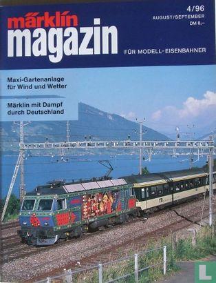 Märklin Magazin 4 96 - Image 1