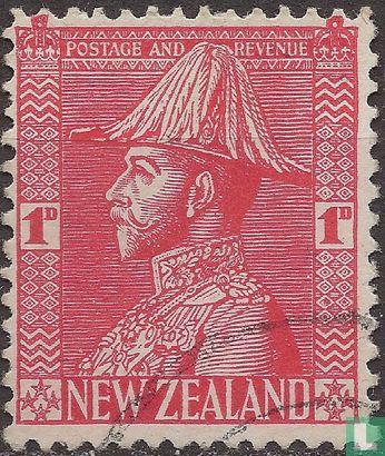Nieuw-Zeeland - Koning George V