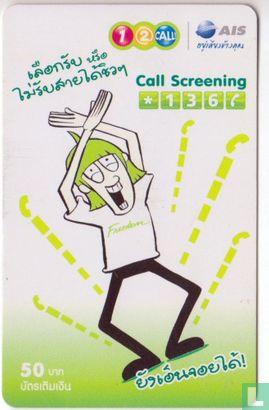 AIS - Call Screening *136