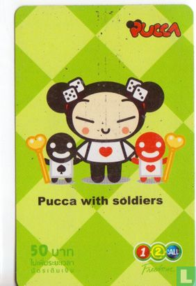 AIS - Pucca with Soldiers
