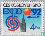 Czechoslovakia - EXPO ' 92