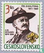 Tsjechoslowakije - Scouting