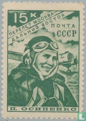 Sovjet-Unie - Vlucht Moskou Oost-SU