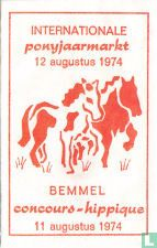 Sachet - Internationale Ponyjaarmarkt