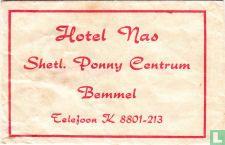Sachet - Hotel Nas Shetl. Ponny Centrum