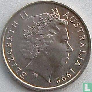 Australia - Australia 5 cents 1999