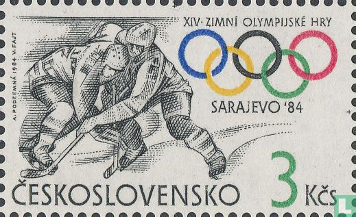 Czechoslovakia - Olympic Games