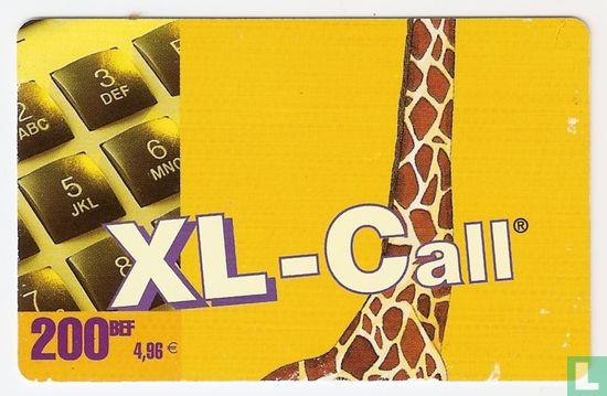XL-Call 200 BEF giraf romp - Bild 1