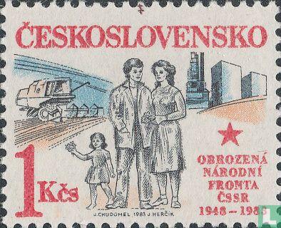 Czechoslovakia - Coup February 1948